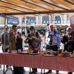 Lancement de la 4e édition de la fête internationale des marché